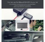 BlitzWolf® BW-BR1 Bluetooth vevő jack csatlakozóval