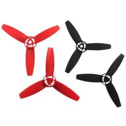 Parrot Bebop propeller készlet – piros/fekete