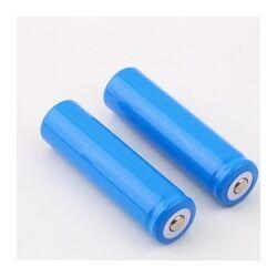Li-ion tölthető akkumulátor - 18650 5500mAh 3.7V