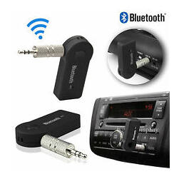 Bluetooth transzmitter - audio adapter, 3.5mm-es jack aljzattal