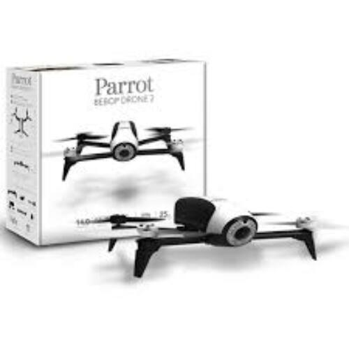 Parrot Bebop 2 Drone - fehér