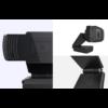 Kép 2/3 - Havit Full HD webkamera HV-HN12G (gamer vagy videókonferencia)