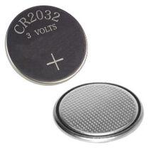 CR2032 líthium elem 3V