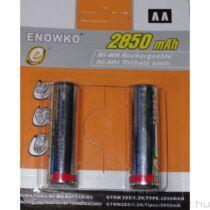 Ceruza akku, tölthető elem - 2850 mAh - 2db