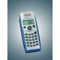 Ultrahangos digitális távolságmérő lézerponttal