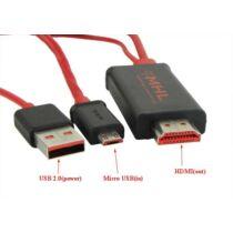 MHL HDMI adapter Samsung Galaxy Note 3-hoz