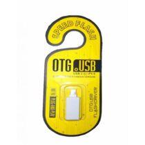 OTG adapter USB 2.0 - IOS(Iphone) 8pines átalakító