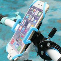 Univerzális kerékpáros telefontartó