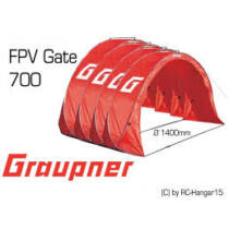 FPV Gate 700 - FPV drón kapu