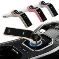 G7 Bluetooth autós FM transzmitter MP3 lejátszó / Kihangosítás