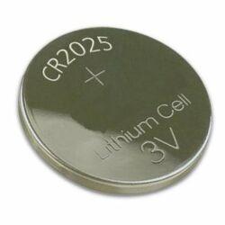CR2025 líthium elem 3V