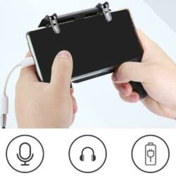 Remax wireless gamepad kontroller, cooler, tartó egyben