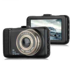 Autós Fedélzeti kamera HD Car DVR - magyar menüs