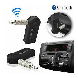 Bluetooth transzmitter - audio adapter, 3.5mm-es jack aljzattal
