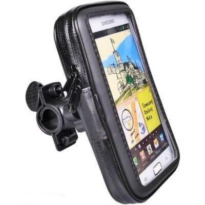 Kerékpáros, motoros vízálló telefontartó ( 4 féle méretben választható!)