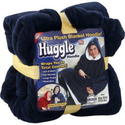 Plüsstakaró ujjakkal és kapucnival - Huggle