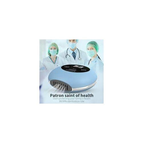 Ózonos háztartási fertőtlenítő, sterilizáló, légtisztító készülék