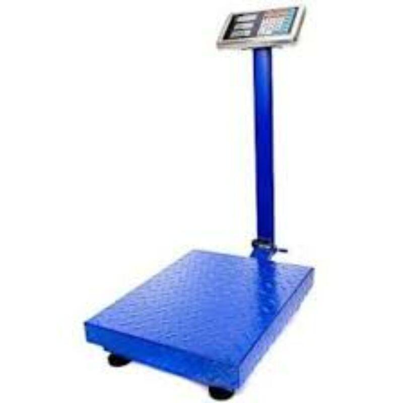 Oszlopos digitális mérleg Vertie 350kg-ig