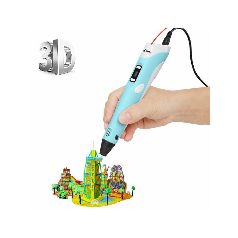 3D nyomtató toll ajándék töltő anyaggal