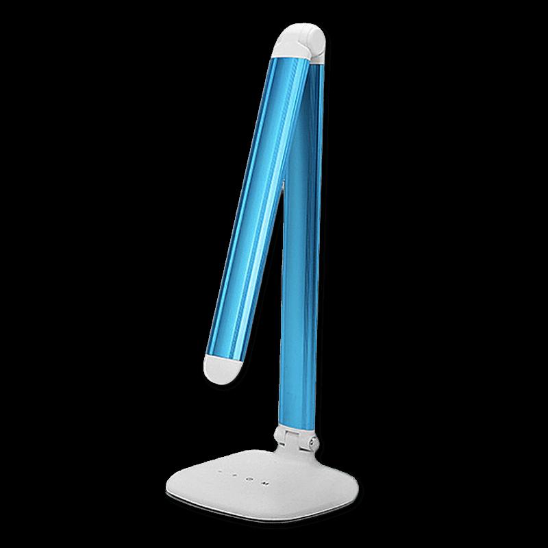 Aztali ólvasó lámpa (Fémházban )