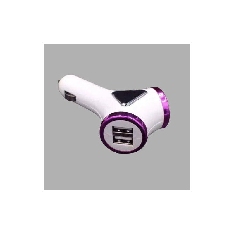 Szivargyújtós autós töltő 4 USB-s 4.1A