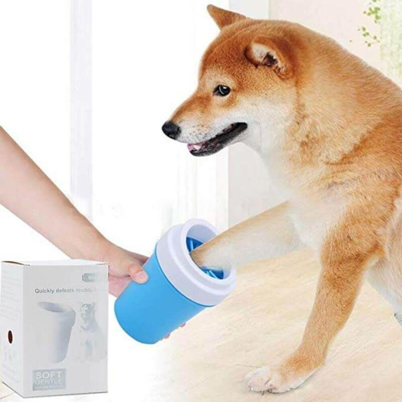 MAGIC kutya lábmosó pohár 500ml medium