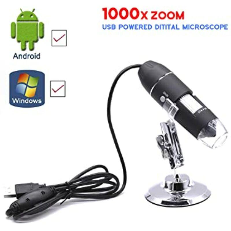 Digitális mikroszkóp