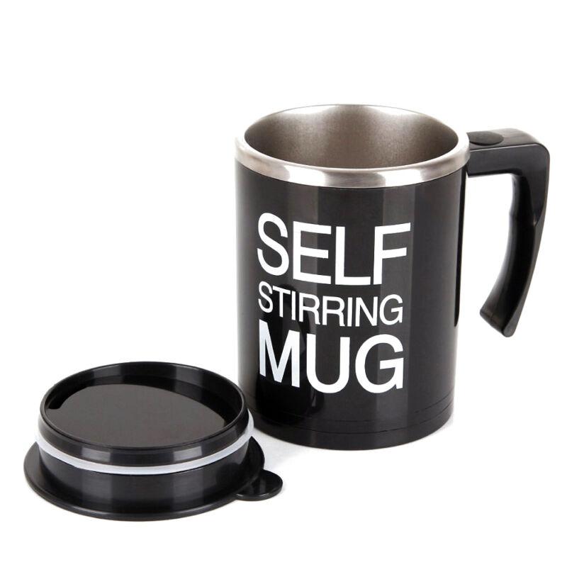 Önkeverős Bögre (Self Stirring mug)330ml