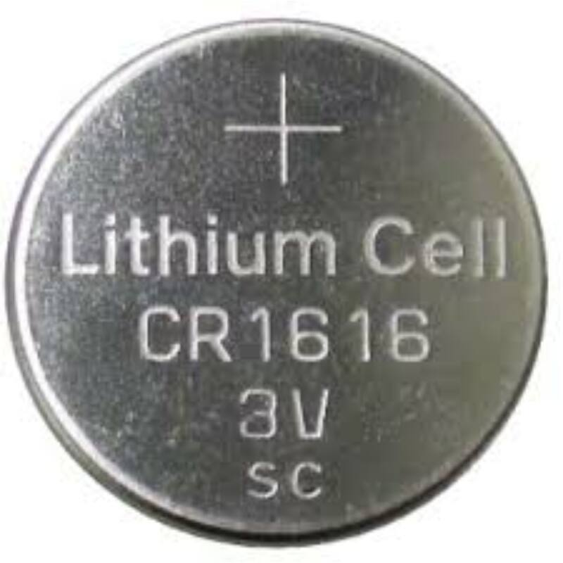 CR1616 líthium elem 3V