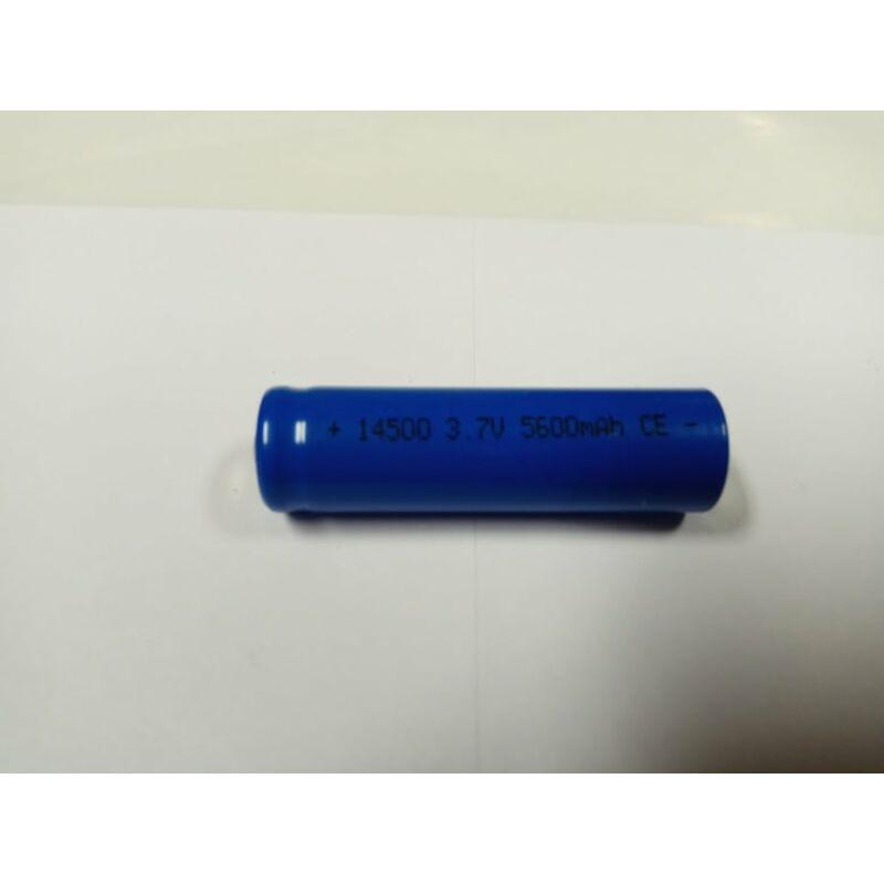 Lithium-ion akkumulátor 14500 3.7V 5600mAh