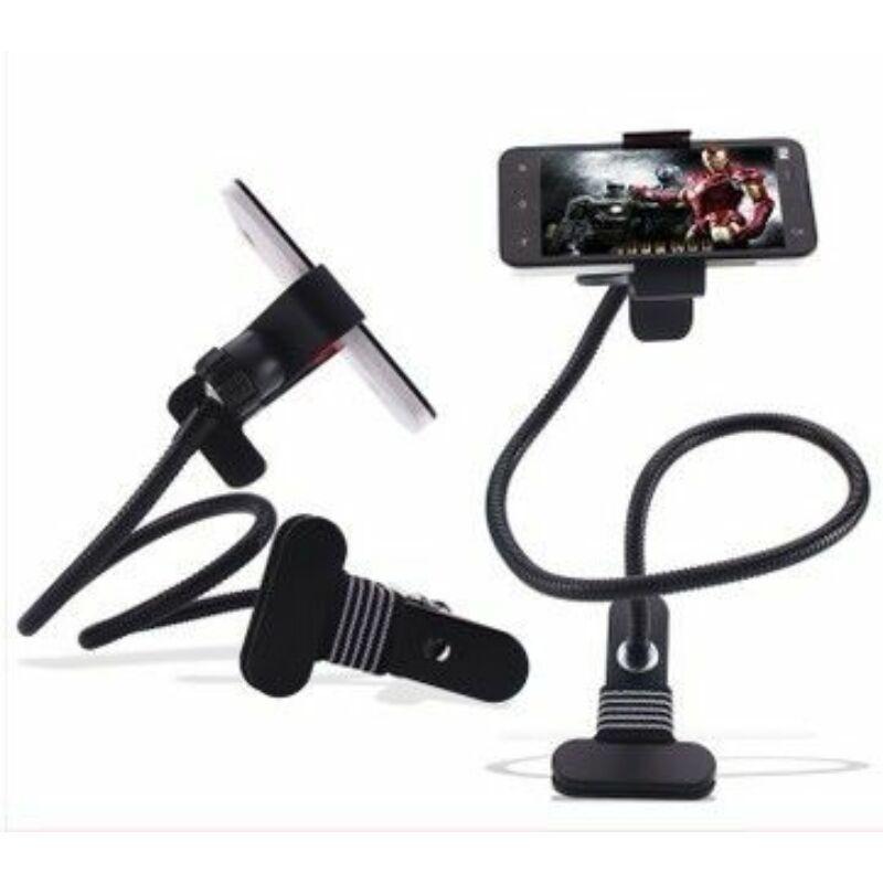 Flexibilis, univerzális telefon tartó
