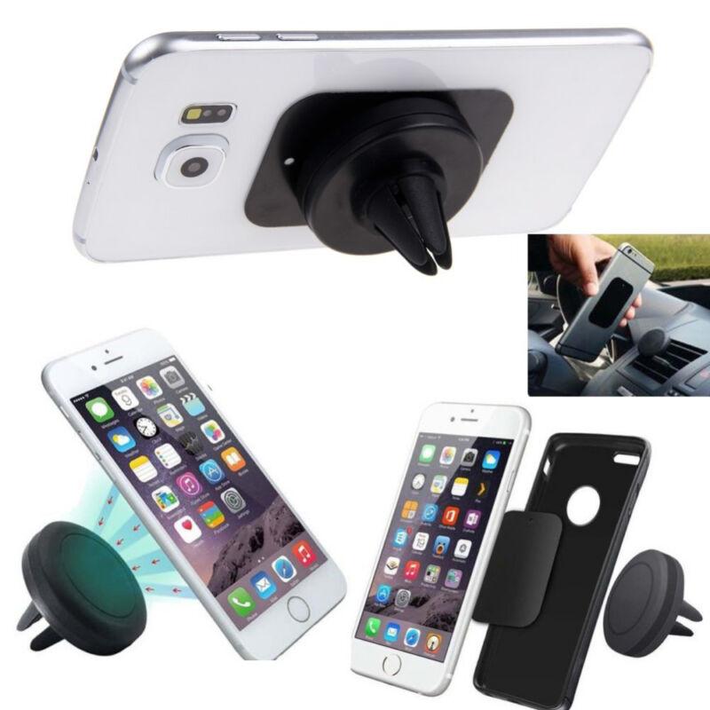 Autós mágneses telefontartó korong szellőzőrácsra