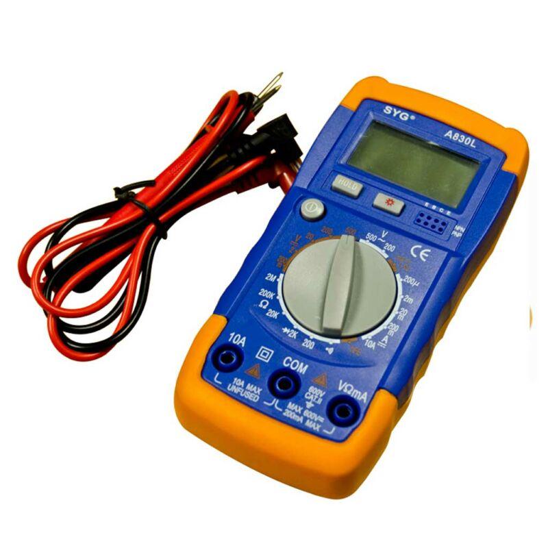 Digitális multiméter A830L