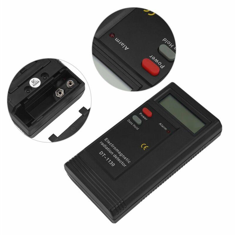 Digitális elektromágneses sugárzásmérő (WIFI, 5G, elektromos eszközök sugárzásmérője)
