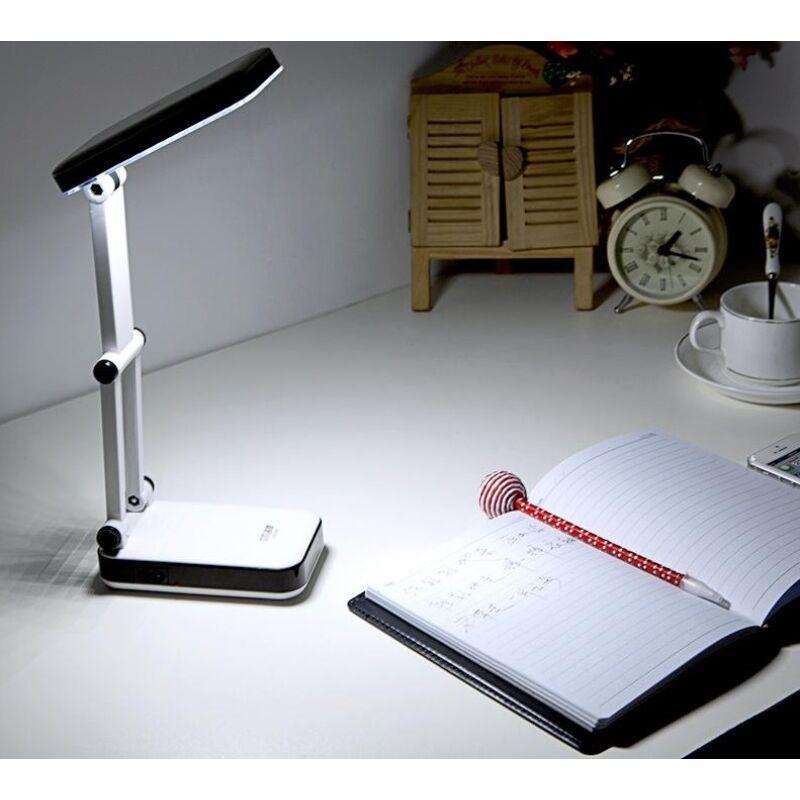 Összecsukható asztali 24 ledes lámpa - DP-666