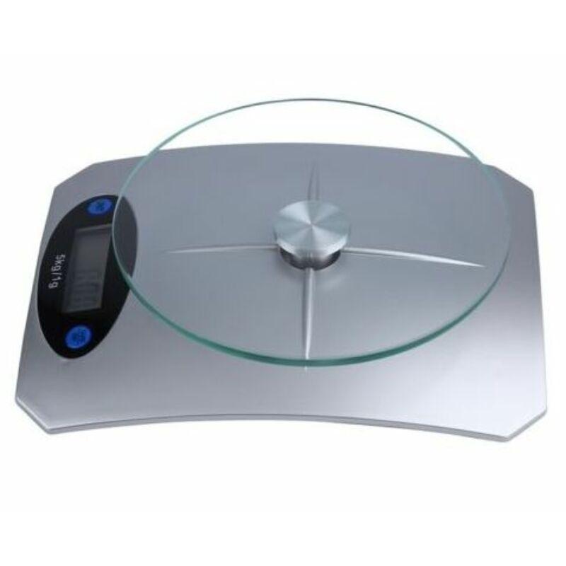Digitális konyhai design mérleg 5 kg-ig mér - Tidal TD-806