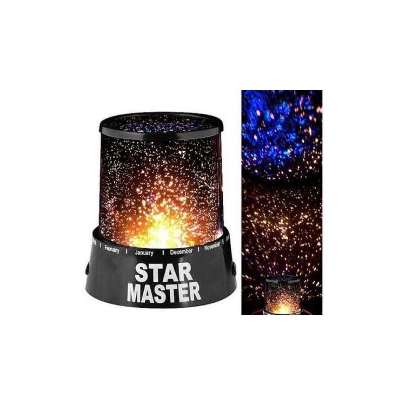 Star Master , éjjeli fény, csillagprojektor