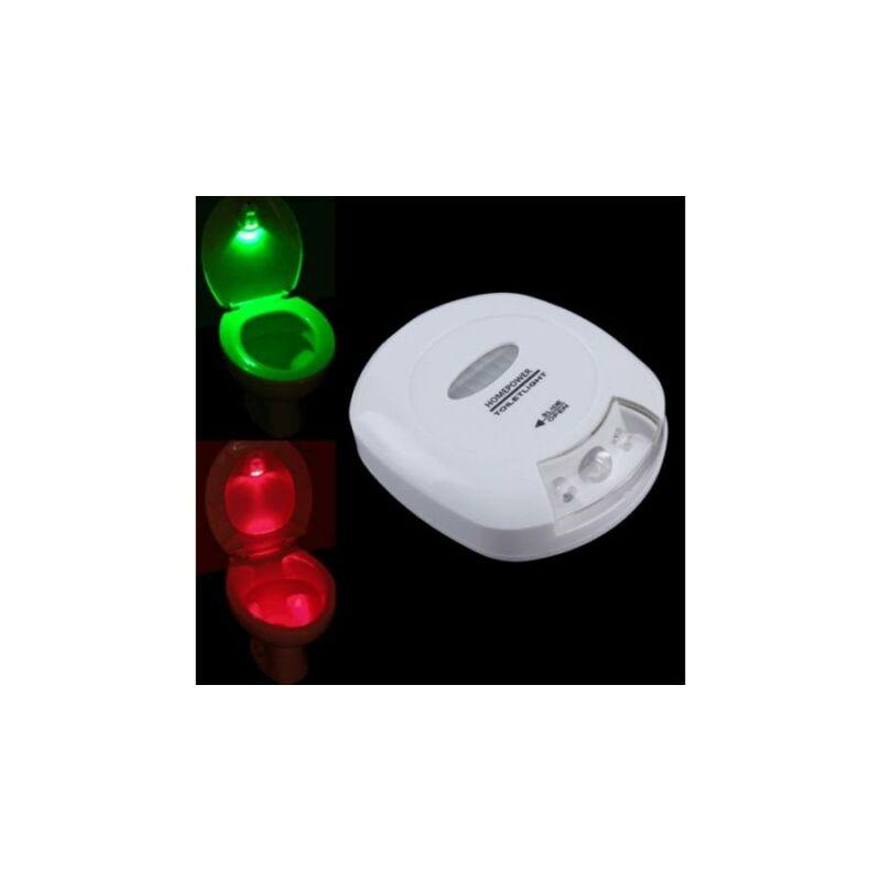 Hangulatos wc led világítás mozgásérzékelővel