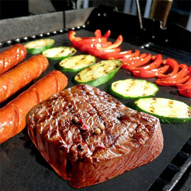 Tapadásmentes grillsütő lap (2db)