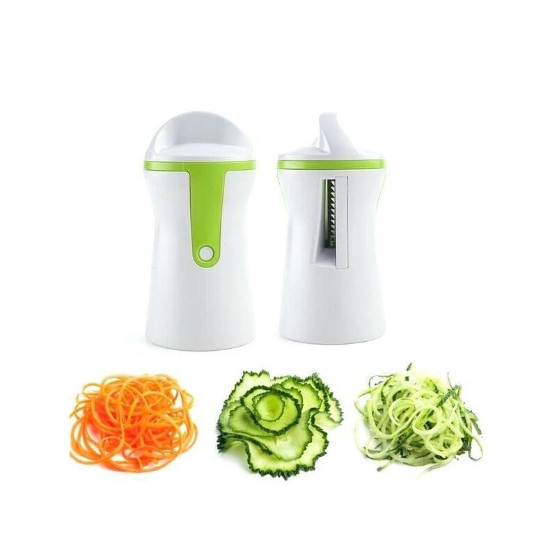 Spirál zöldség szeletelő
