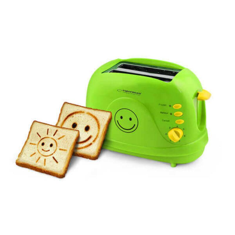 SmileBread Vidám kenyérpirító