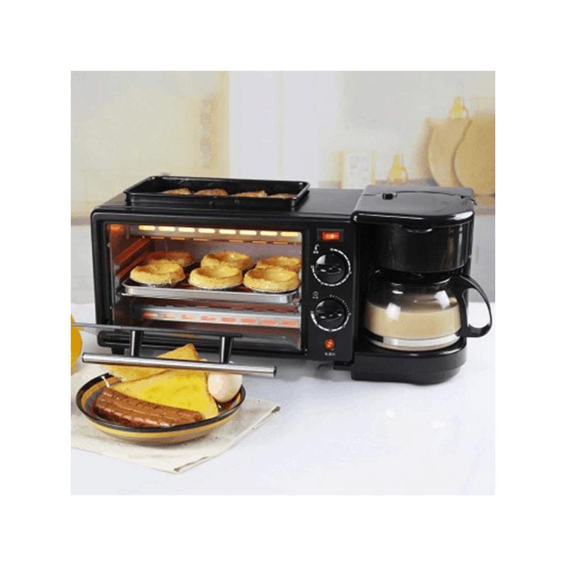Multifunkciós reggeliző állomás 3in1 (kávéfőző, pirító, grill) MorningStation
