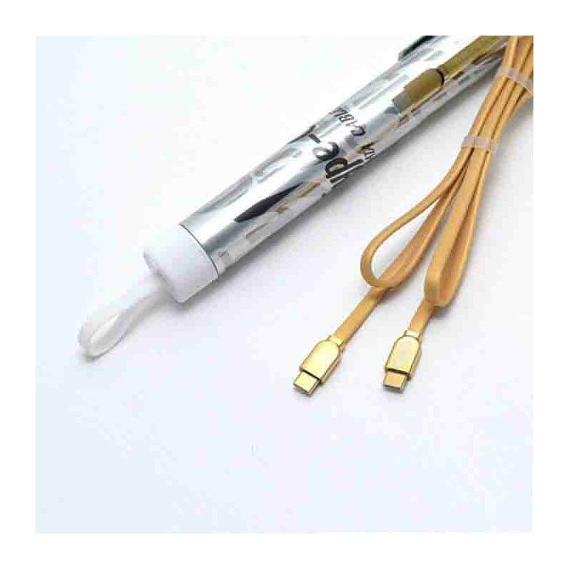 Remax szinkronizáló kábel lightning / Type C