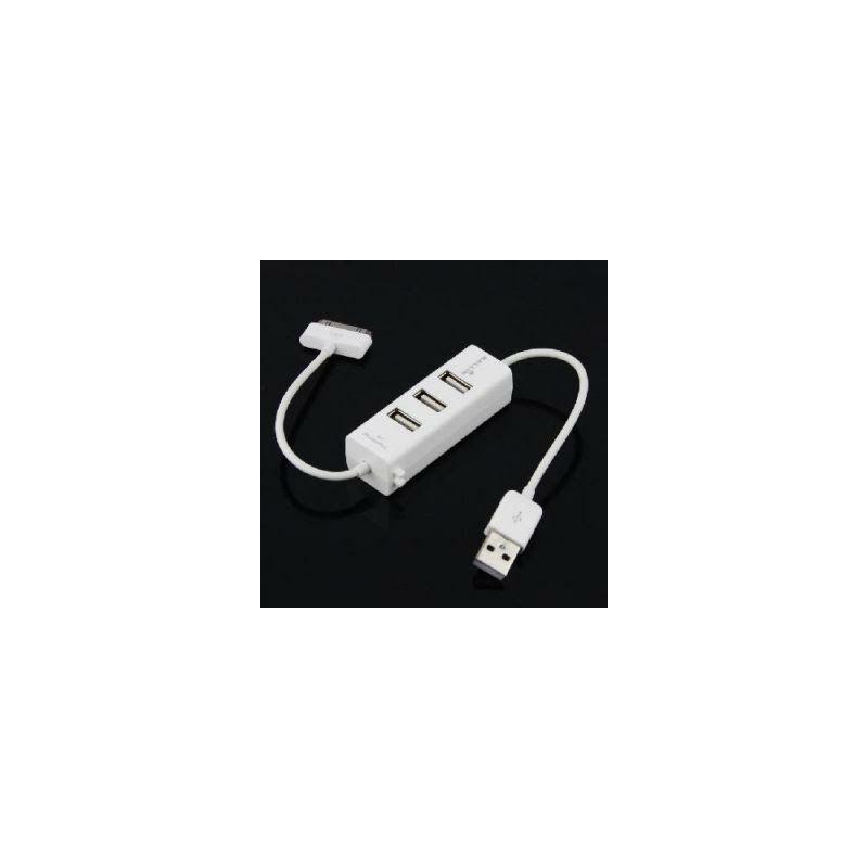 3 portos USB elosztó iphone 4