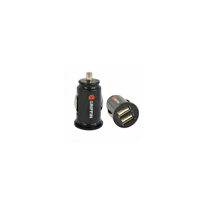 GRIFFIN szivargyújtós töltő / autós töltő - 2 USB aljzat, 5V/2,1A