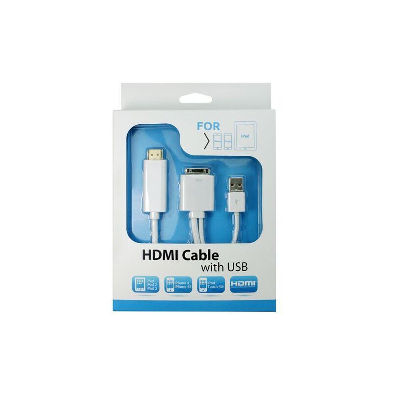 HDMI kábel iPad/iPad3/4/4S