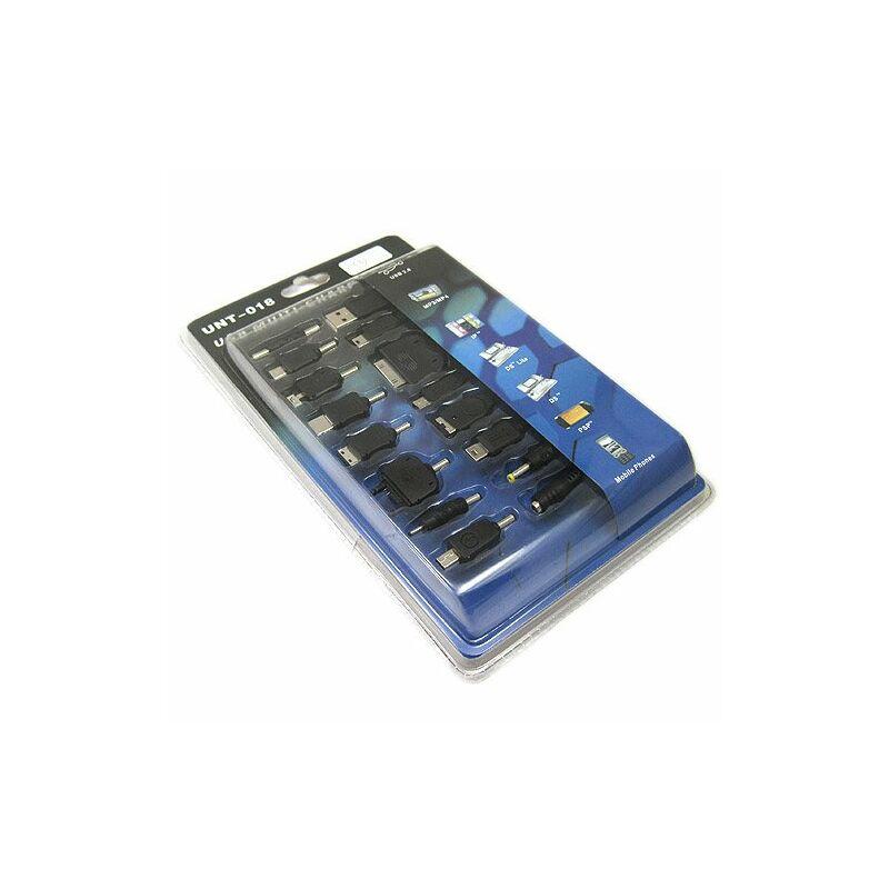 Univerzális USB-s töltő szett UNT-018