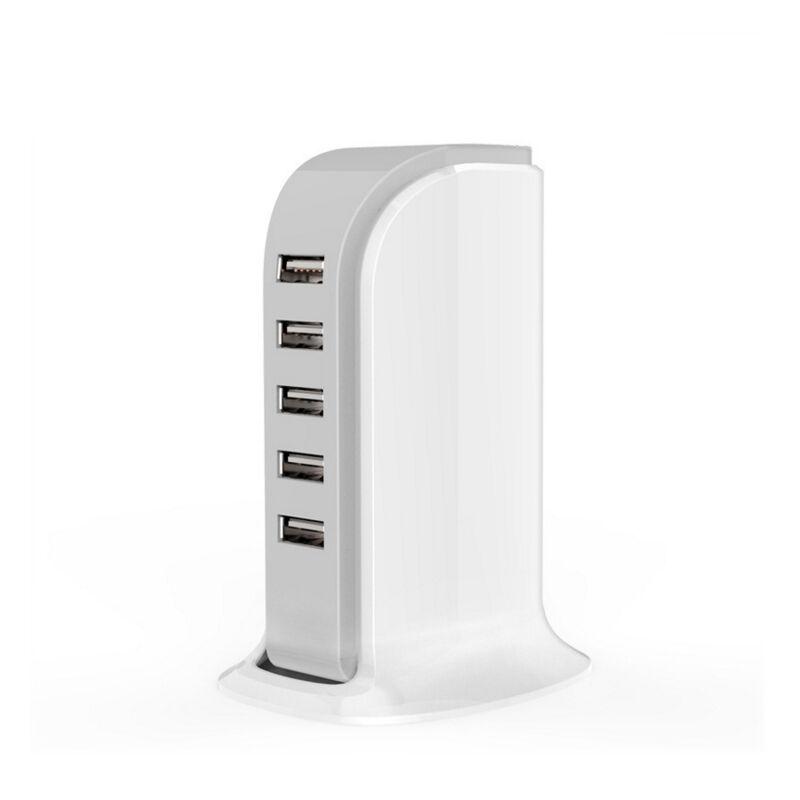 Asztali 5 portos USB elosztó