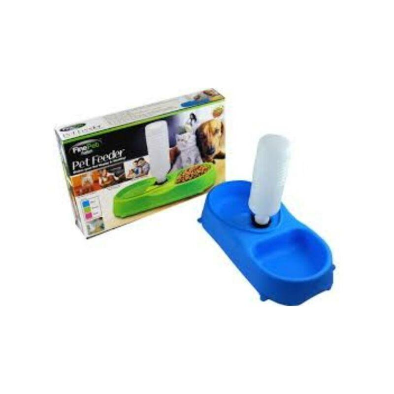 Univerzális kisállat etető / itató - víz adagolóval