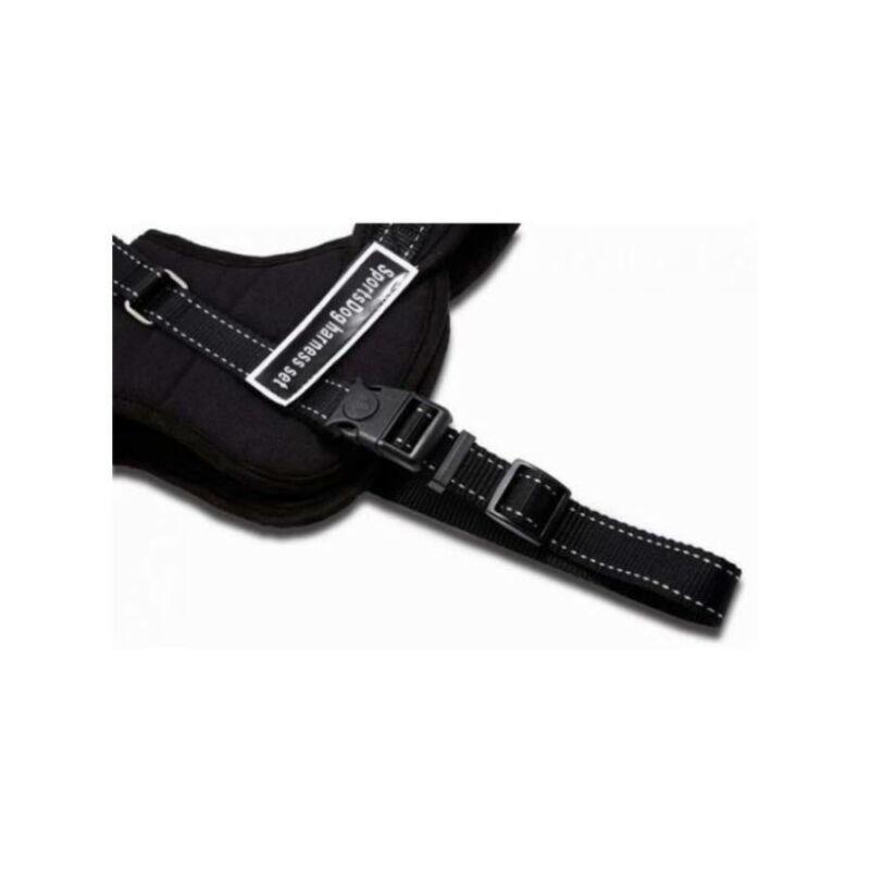 Kutyahám - biztonságos, extra kényelmes, strapabíró sporthám S-es